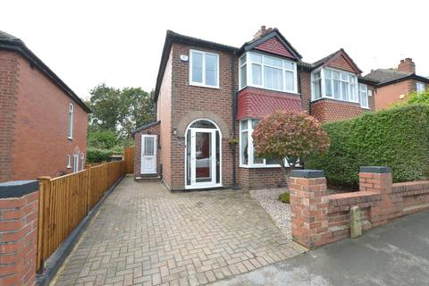 3 bedroom semi-detached house for sale - Ridgeway, Roundhay, Leeds