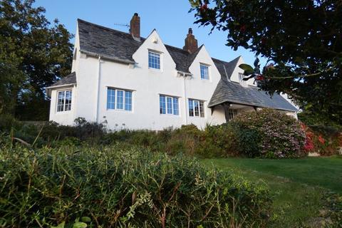 4 bedroom detached house for sale - Carreg Fran, The Close, Llanfairfechan LL33 0AG