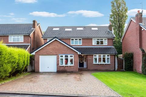 5 bedroom detached house for sale - Roseville Drive, Mossley, Congleton