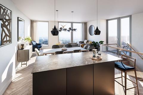 3 bedroom duplex for sale - Regents Plaza, Gosforth, Newcastle upon Tyne