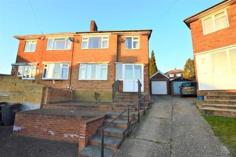 3 bedroom semi-detached house for sale - Pennine Avenue, Sundon Park, Luton, Bedfordshire, LU3 3EH