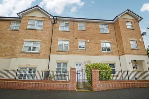 3 bedroom townhouse to rent - Hampstead Drive, Whitefield, Manchester
