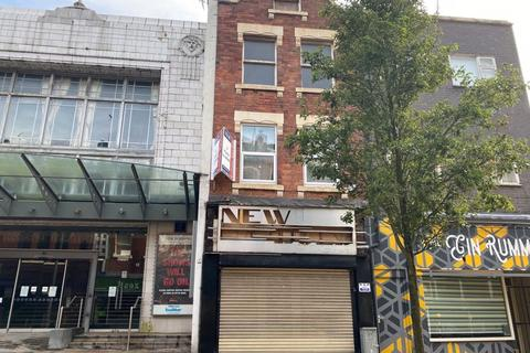Retail property (high street) to rent - Piccadilly, Stoke-On-Trent