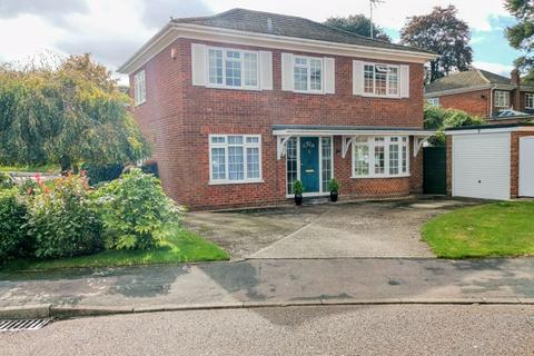 4 bedroom detached house for sale - Cromhamstone, Stone