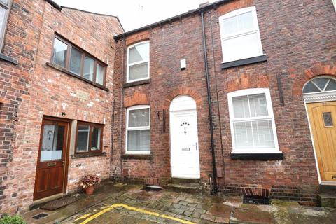 2 bedroom end of terrace house for sale - George Street West, Macclesfield