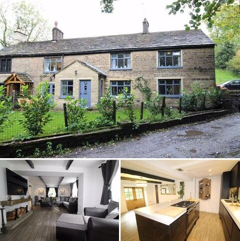 4 bedroom semi-detached house for sale - Marple Road, Charlesworth, Glossop