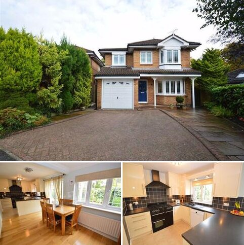 4 bedroom detached house for sale - Eldon Road, Macclesfield