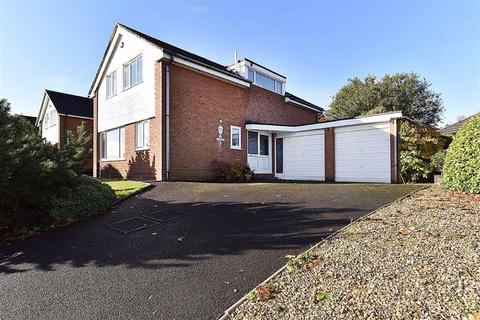 3 bedroom detached house for sale - Willowmead Drive, Prestbury