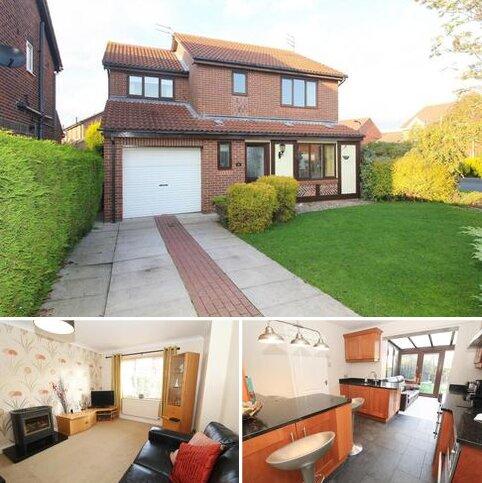 4 bedroom detached house for sale - Abbots Way, Preston Farm, North Shields