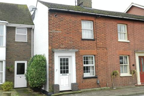 2 bedroom terraced house to rent - Leighton Road, Toddington