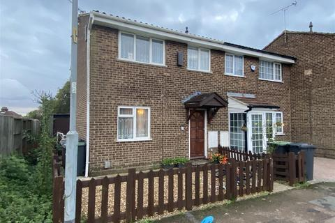 3 bedroom end of terrace house to rent - Dunsmore Road, Luton