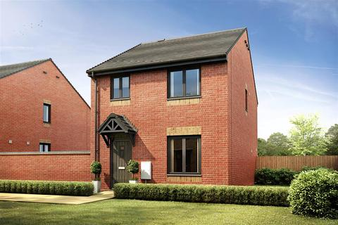 3 bedroom detached house - Plot 187 - The Byford at Mayfield Gardens, Cumberland Way, Monkerton EX1