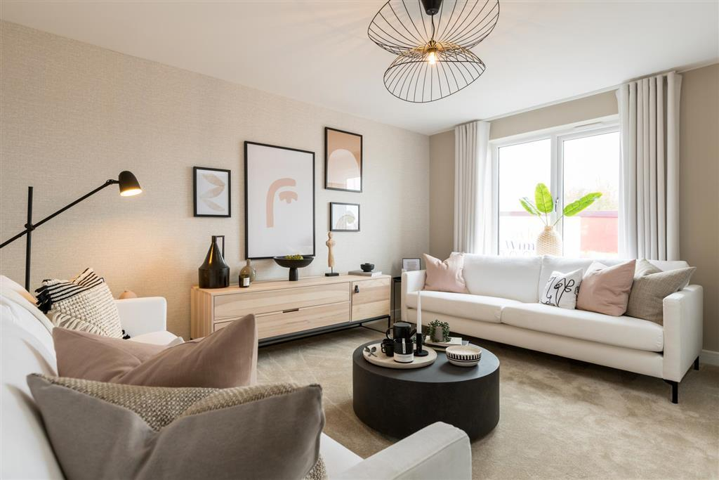 Actual Byford show home at Mayfield Gardens