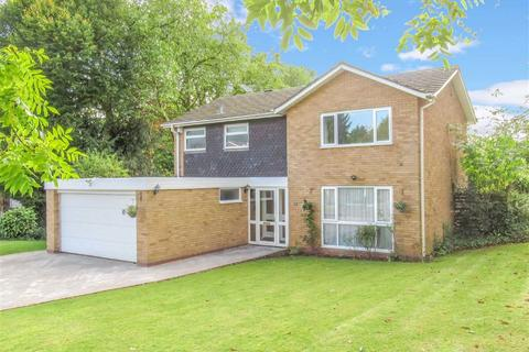 4 bedroom detached house for sale - Greville Drive, Edgbaston