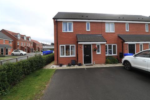 3 bedroom end of terrace house for sale - Upton Drive, Burton-On-Trent