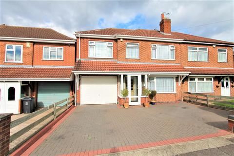 4 bedroom semi-detached house for sale - Cardinals Walk, Humberstone, Leicester LE5