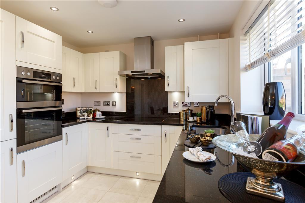 Typical image of Taylor Wimpey Evesham home