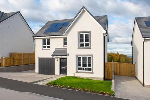 Barratt Homes - Brackenhill View - Mavor Avenue, East Kilbride, GLASGOW