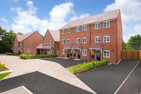 3 bedroom terraced house for sale - Plot 74, Stamford at J One Seven, Old Mill Road, Sandbach, SANDBACH CW11