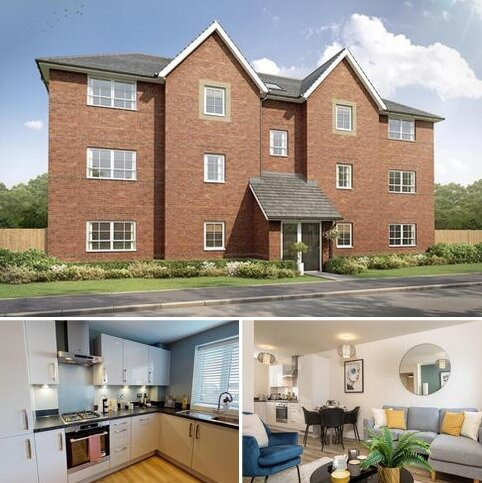 2 bedroom apartment for sale - Plot 32, Type 6B at Imperial Park II, Rosemary Drive, Winnington Village, NORTHWICH CW8
