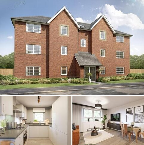2 bedroom apartment for sale - Plot 29, Type 6B at Imperial Park II, Rosemary Drive, Winnington Village, NORTHWICH CW8