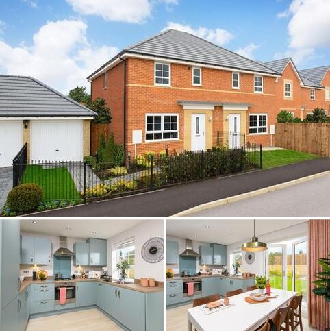 3 bedroom semi-detached house for sale - Plot 65, Ellerton at City Edge, Firfield Road, Newcastle Upon Tyne, NEWCASTLE UPON TYNE NE5