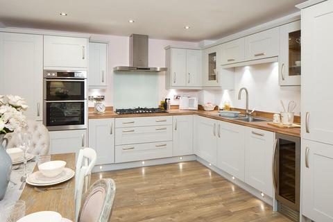 4 bedroom detached house for sale - Plot 308, Bayswater at Hunters Wood, Eastern Way, Melksham, MELKSHAM SN12