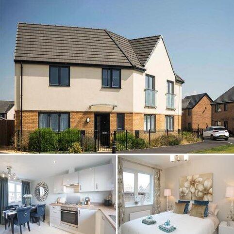 3 bedroom house for sale - Plot 380, The Sidbury at Roman Fields, Peterborough, Manor Drive PE4