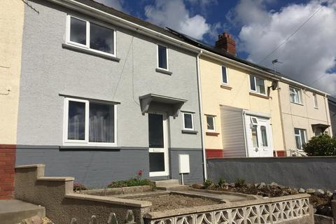 2 bedroom terraced house to rent - 16 Heol Spurell, Carmarthen, SA31 1TG