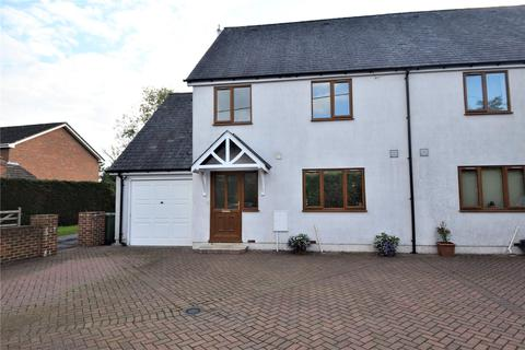 4 bedroom semi-detached house for sale - High Street, Medstead, Alton