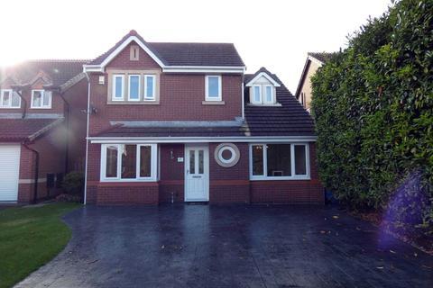 4 bedroom detached house for sale - Tourney Green, Warrington