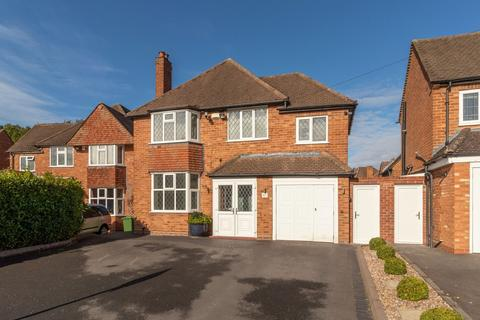 4 bedroom detached house for sale - Naseby Road, Solihull