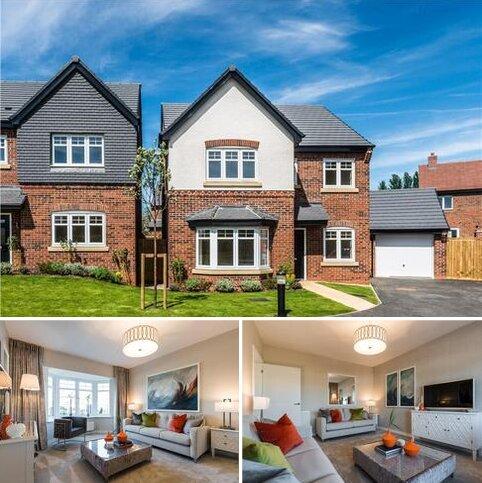4 bedroom detached house for sale - Plot 75, Calver at Willow Grange, Marston Lane, Marston ST16