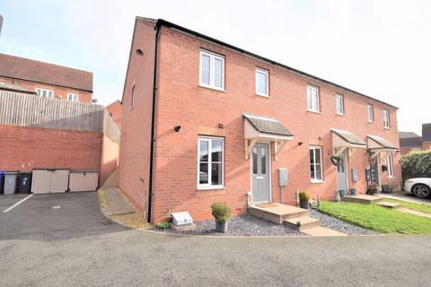 3 bedroom terraced house for sale - Bullhurst Close, Norton Heights, Stoke-On-Trent