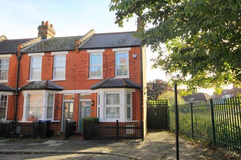 3 bedroom end of terrace house for sale - Cedars Road, London, N21