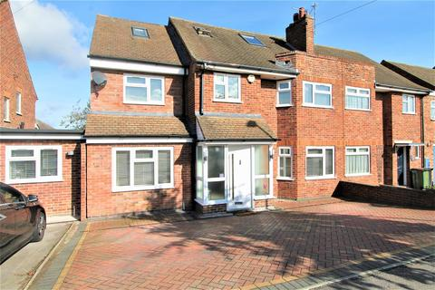 6 bedroom semi-detached house for sale - Ash Tree Road, Oadby, Leicester LE2 5YB