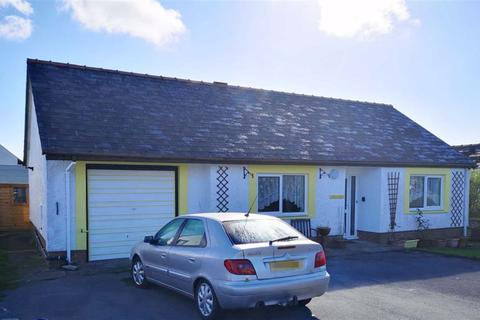 2 bedroom detached bungalow for sale - CRYMYCH, Pembrokeshire