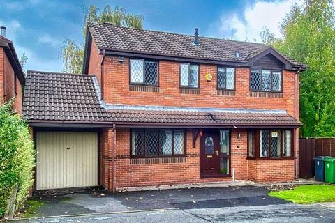 4 bedroom detached house for sale - 1, Bramblewood Drive, Finchfield, Wolverhampton, WV3