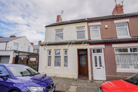 3 bedroom end of terrace house for sale - Turner Road, Canton, Cardiff