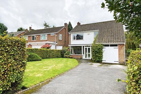 4 bedroom detached house for sale - Haslemere Avenue, Hale Barns, Cheshire