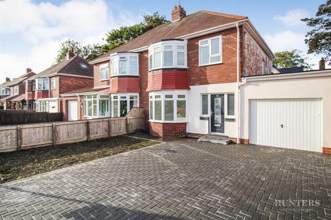 3 bedroom semi-detached house for sale - Nilverton Avenue, Ashbrooke, Sunderland, SR2 7TS