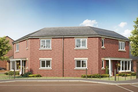 Gentoo Homes - Meadow View - Plot 466, Maidstone at Cherry Tree Park, St Benedicts Way, Ryhope, SUNDERLAND SR2
