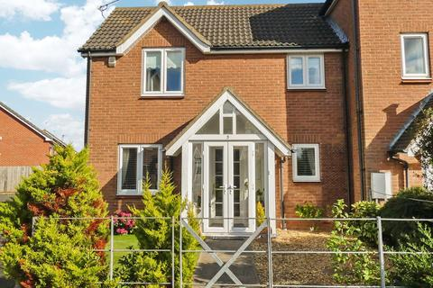 3 bedroom semi-detached house for sale - Maple Drive, Widdrington, Morpeth, Northumberland, NE61 5PF