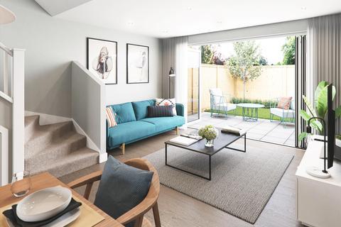 3 bedroom terraced house - 40, Brooks Dye Works, St Werburghs, Bristol, BS2 9QS
