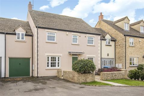 4 bedroom link detached house for sale - Millers Mews, Witney, Oxfordshire, OX28