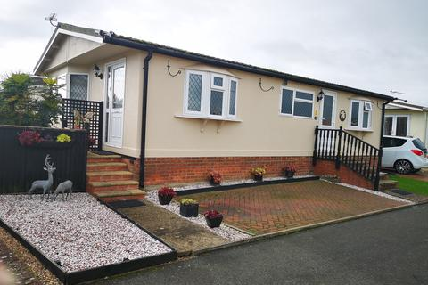 2 bedroom park home for sale - Gracelands Mobile Home Park, Farndon Road, Market Harborough LE16