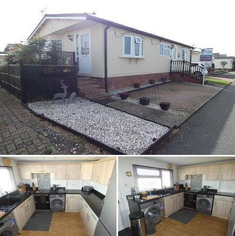 2 bedroom park home for sale - Gracelands Mobile Home Park, Farndon Road, Market Harborough LE16