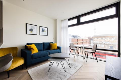 1 bedroom apartment to rent - Principle Tower EC2A