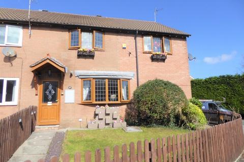 3 bedroom end of terrace house - Heol Castell Coety, Litchard, Bridgend. CF31 1PX
