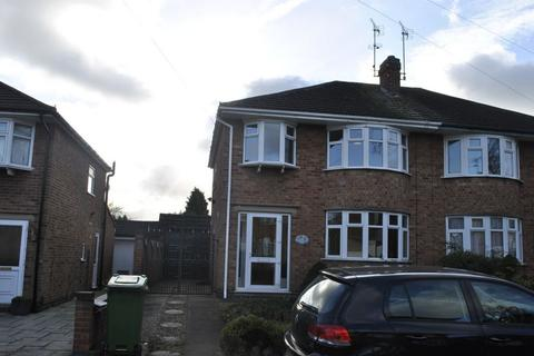 3 bedroom semi-detached house to rent - Lynmouth Drive, Wigston, LE18